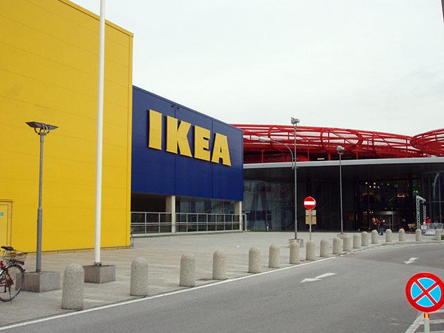 Ikea Salzburg Neubau Einrichtungshaus