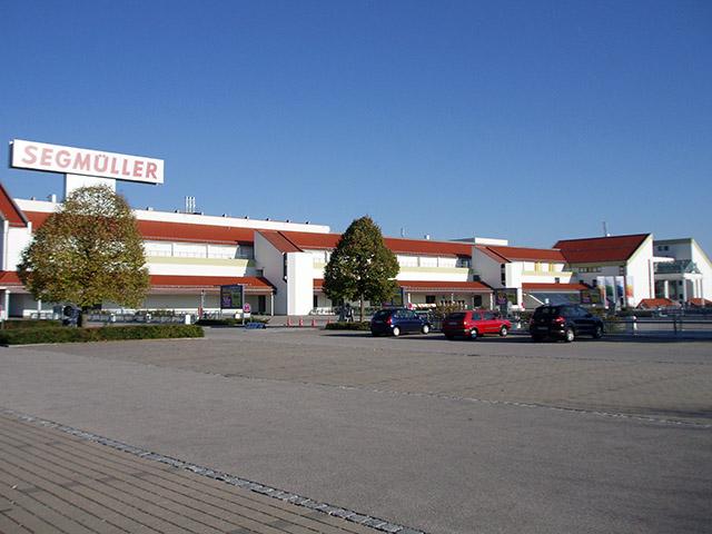 Segmüller Einrichtungshaus Parsdorf